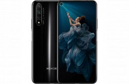 Huawei Honor 20 4G 128GB Dual-SIM midnight black EU